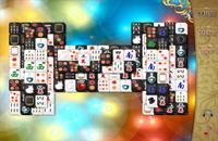 Mahjong Black White 2