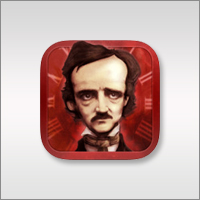 Rediscover Edgar Allan Poe as you've never imagined! iPoe is a new concept where music, illustration and interactivity combine to invite you to dive into the darkest corner of the human soul.